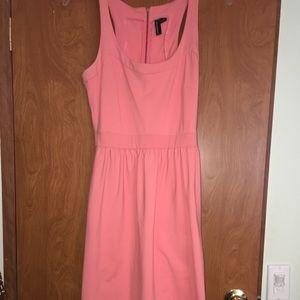 Peach Cynthia Rowley dress